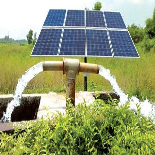 Grid Connection of Solar Irrigation Pumps for Maximizing Return