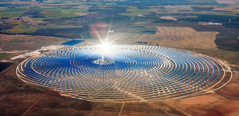 This Giant Moroccan Solar Plant Will Bring Energy to 1 Million People
