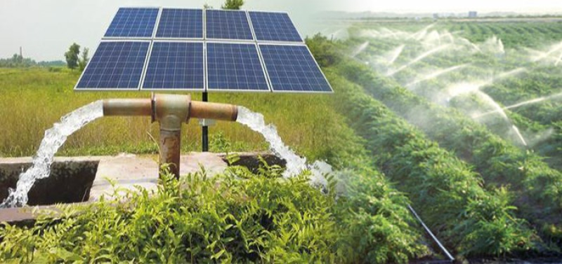 STIMULATE AGRICULTURAL PRODUCTIVITY: SOLAR PUMPING COMES TO THE FORE